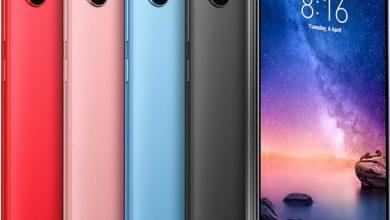 مشخصات گوشی Xiaomi Redmi Note 6 Pro
