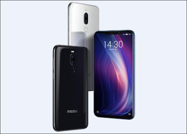 قیمت و مشخصات گوشی Meizu X8