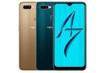 مشخصات گوشی Oppo A7