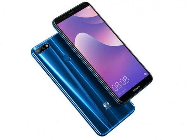 مشخصات گوشی Huawei Y7 (2019)