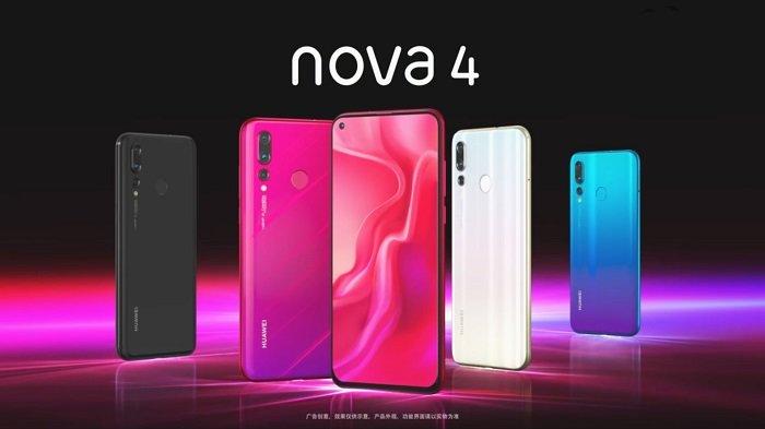 مشخصات گوشی Huawei nova 4