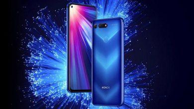 مشخصات گوشی Huawei Honor View 20