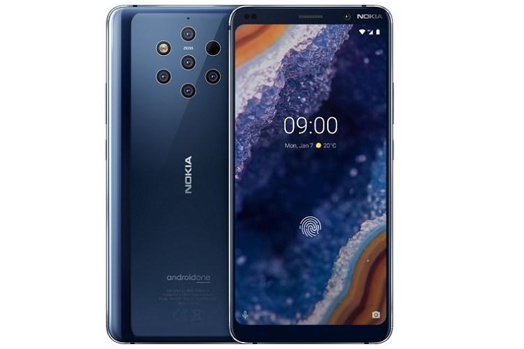 Photo of نوکیا 9 پیور ویو – قیمت و مشخصات Nokia 9 PureView، دوربین 5 گانه