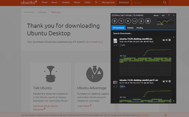 Ninja Download Manager