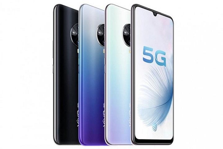 مشخصات فنی گوشی VIVO S6 5G