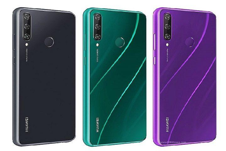 مشخصات فنی گوشی Huawei Y6p