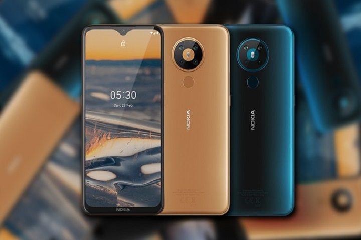 مشخصات فنی گوشی NOKIA 5.3