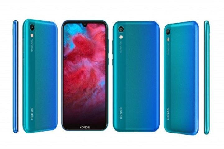 مشخصات فنی گوشی HONOR 8S 2020