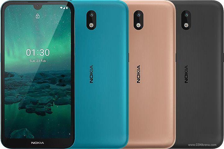 مشخصات فنی گوشی NOKIA 1.3