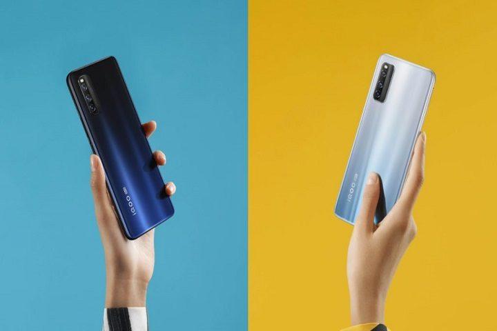 مشخصات فنی گوشی vivo iQOO Z1
