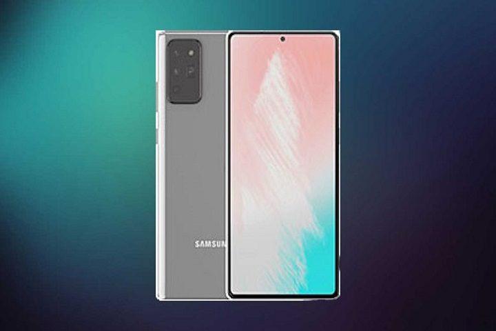 مشخصات فنی گوشی Samsung Galaxy Note20+ 5G