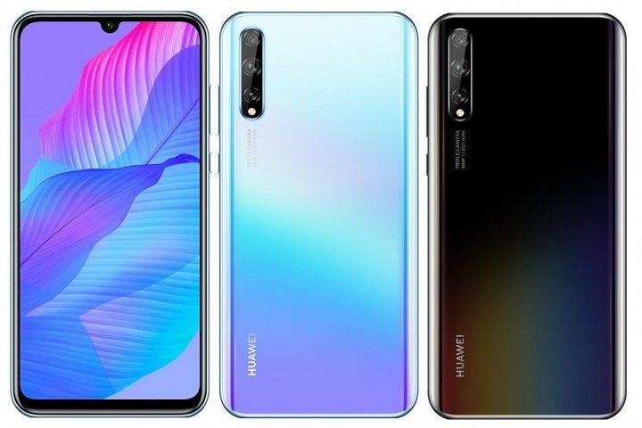 مشخصات فنی گوشی Huawei Y8p