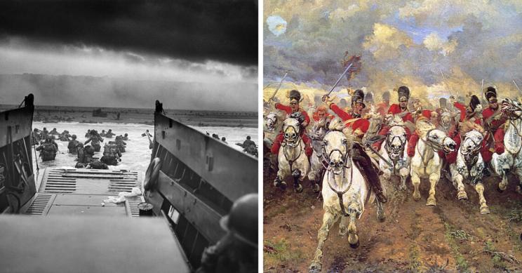 10 نبرد حماسی که مسیر تاریخ را تغییر داده است