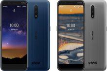 مشخصات فنی گوشی Nokia C2 Tennen