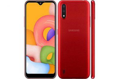 Photo of بررسی مشخصات فنی گوشی Samsung Galaxy A01 Core