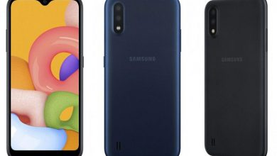 Photo of بررسی مشخصات فنی گوشی Samsung Galaxy A01