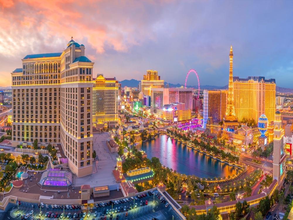 Las Vegas, U.S.A