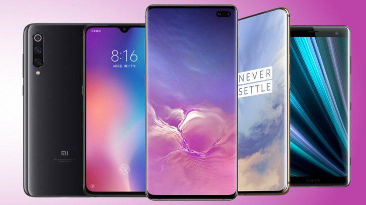با بهترین گوشی های سال 2020 آشنا شوید