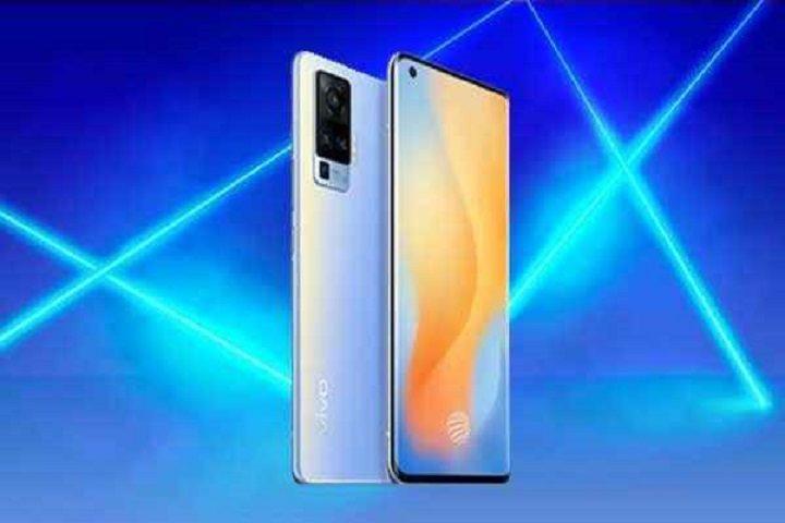 مشخصات فنی گوشی vivo X50