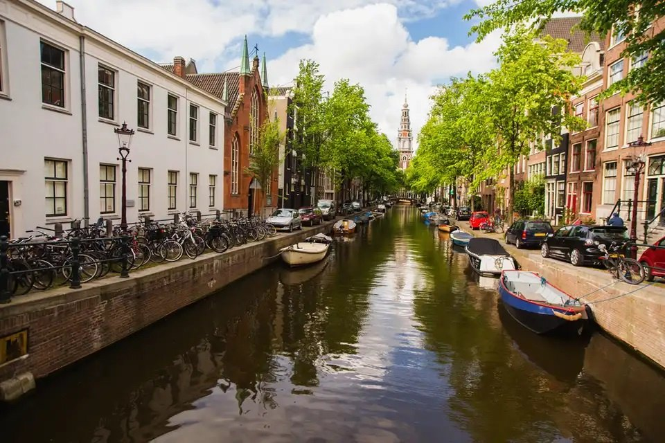 امستردام. هلند