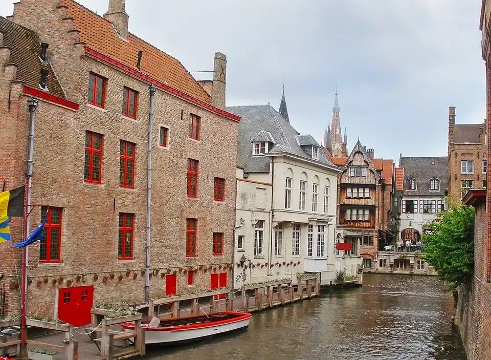 بروژ ، بلژیک