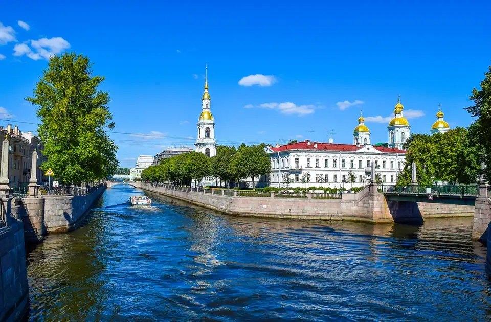 سن پترزبورگ ، روسیه