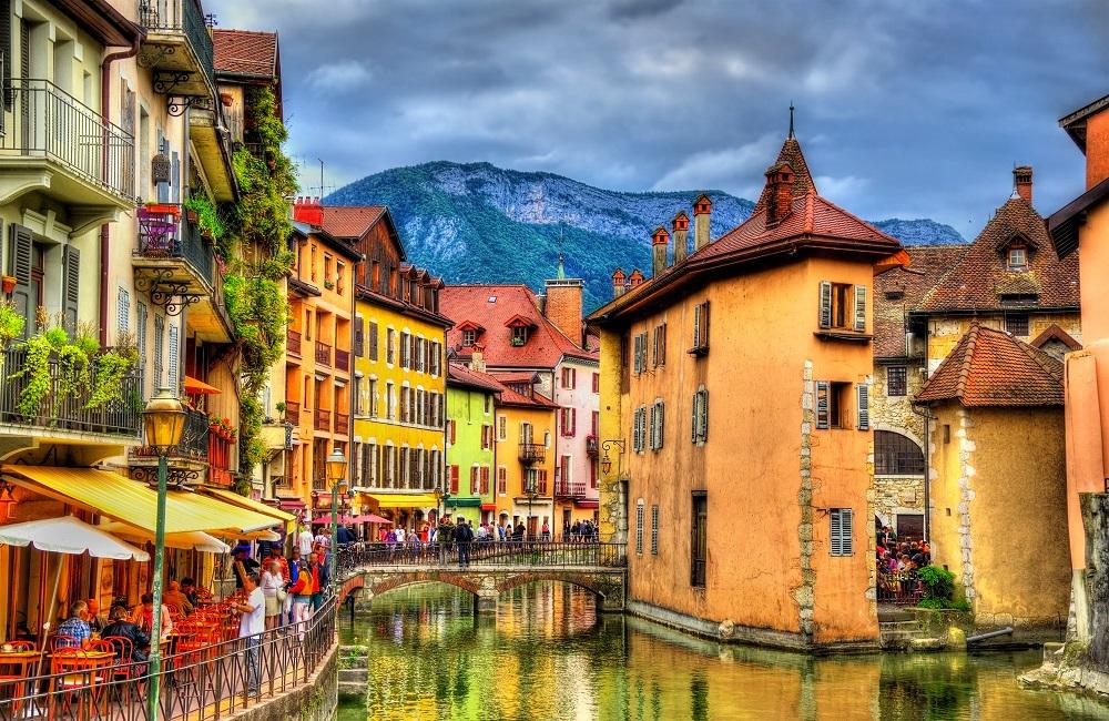 10 شهر شگفت انگیز فرانسه