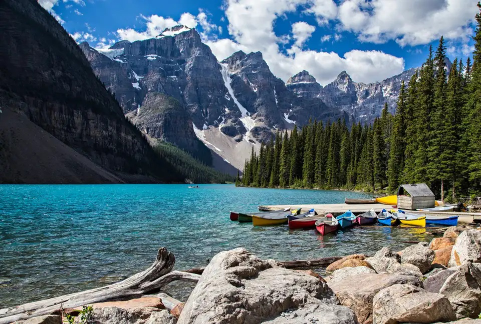 پارک ملی بانف ، کانادا