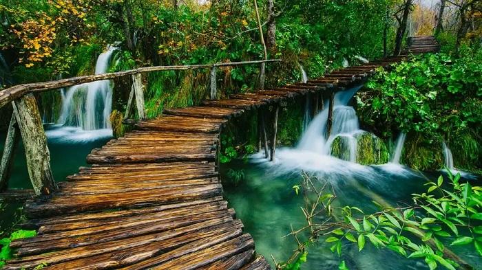 10 مورد از زیباترین پارک های طبیعی جهان