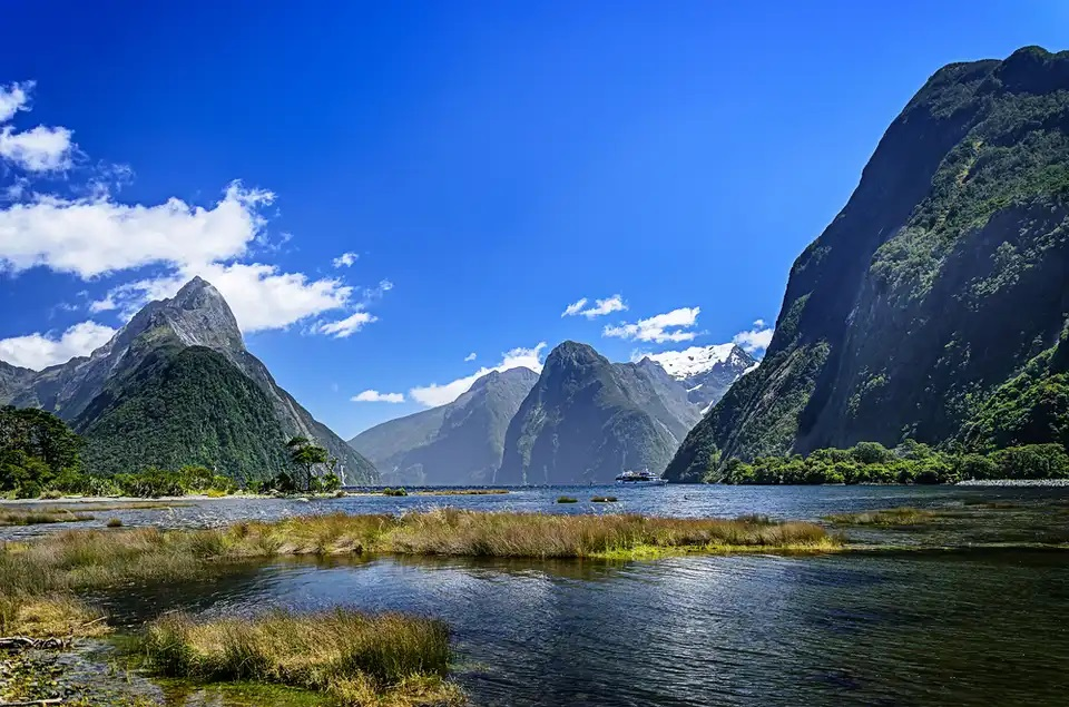 پارک ملی فیوردلند ، نیوزیلند