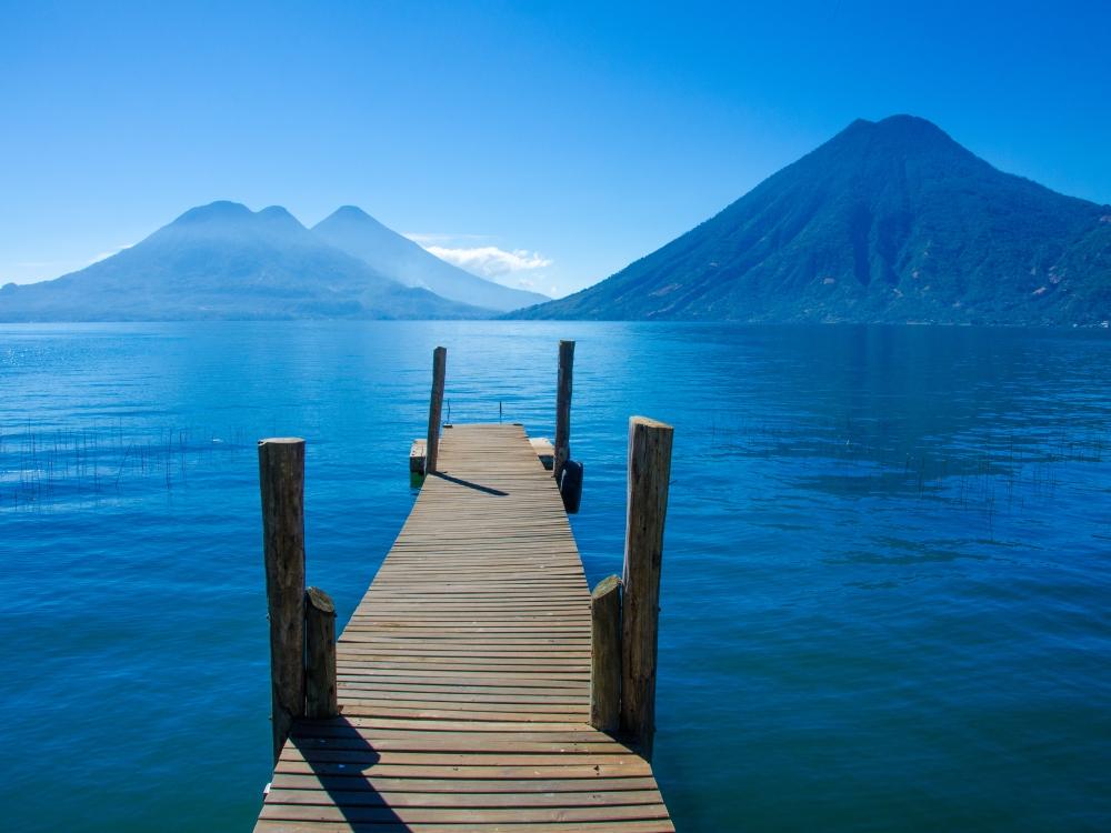 دریاچه آیتلان ، گواتمالا