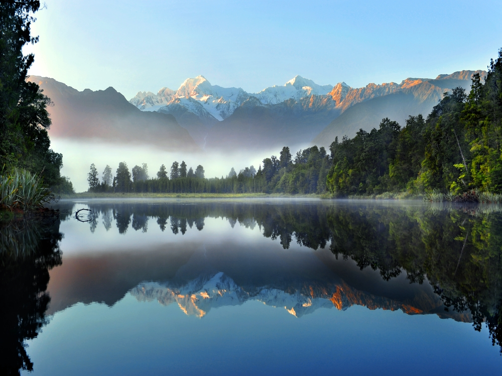 دریاچه ماتسون ، نیوزیلند