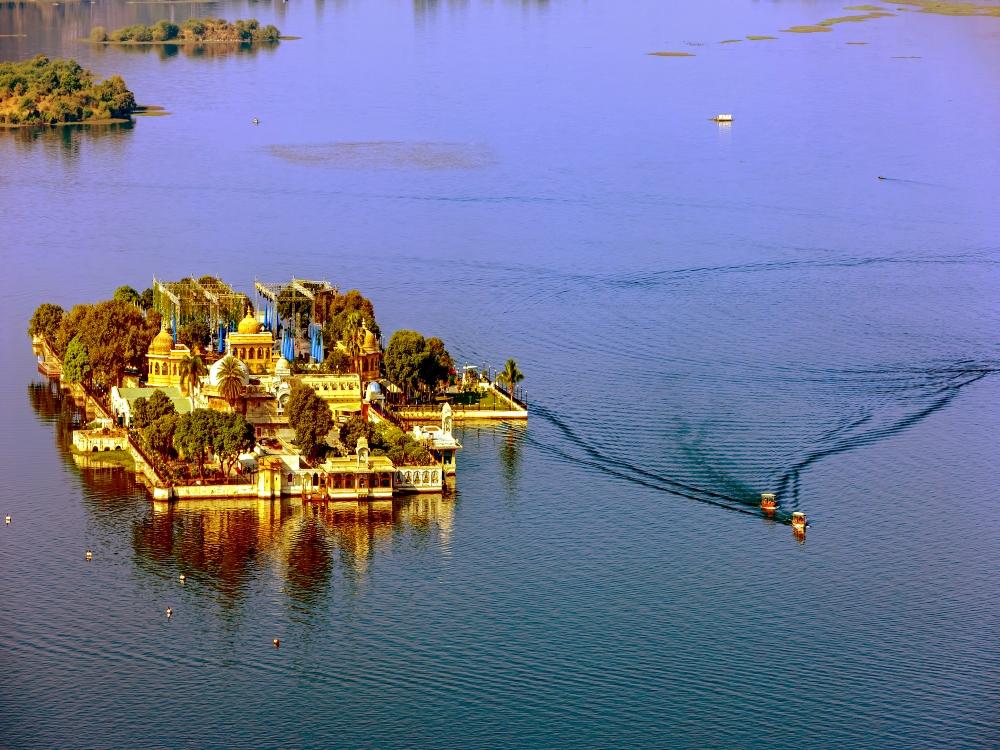 دریاچه پیچولا ، هند