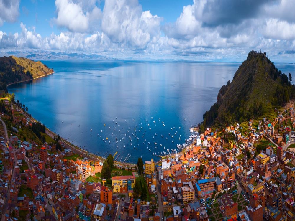 دریاچه تیتیکاکا ، پرو و بولیوی