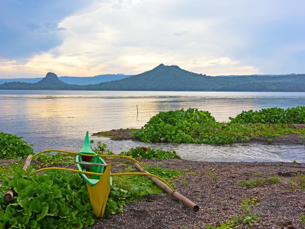 دریاچه طال ، فیلیپین