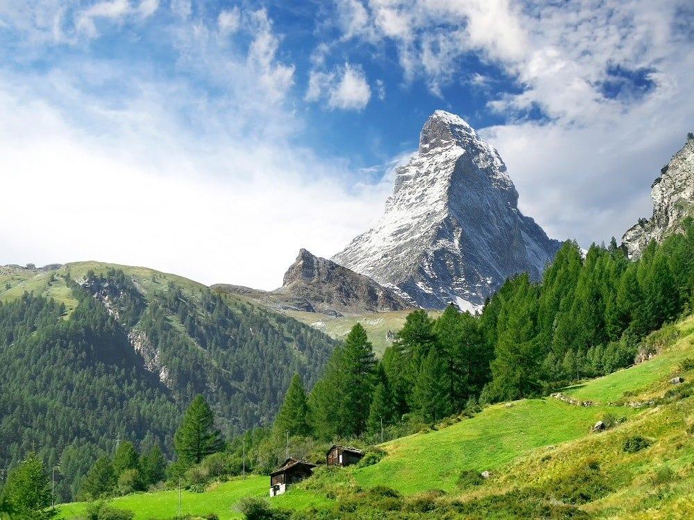 ماترهورن - نماد سوئیس
