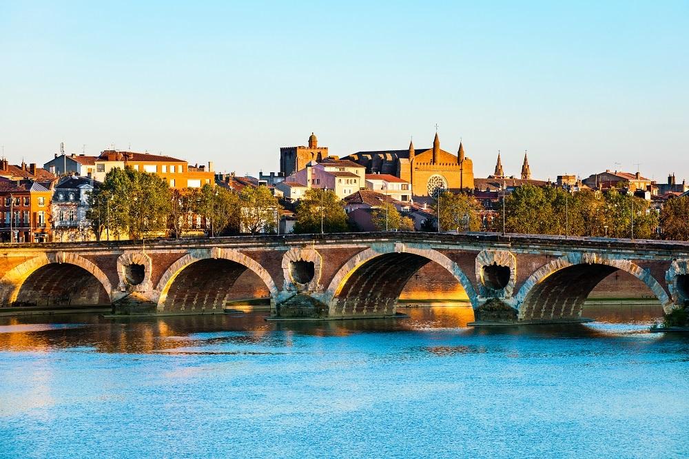 تولوز - شهر صورتی فرانسه!
