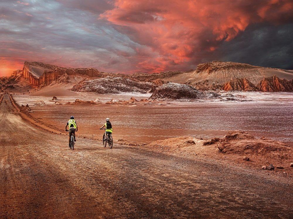 کویر آتاکاما خشک ترین مکان در جهان