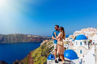 Photo of 10 مکان دیدنی در یونان برای ماه عسل