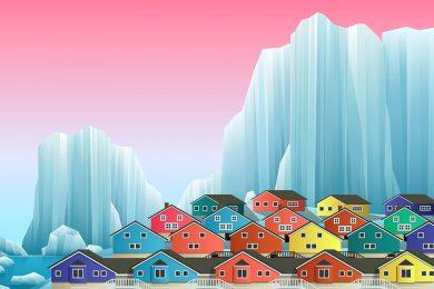 Photo of نگاهی اجمالی به گرینلند، بهشت روی زمین