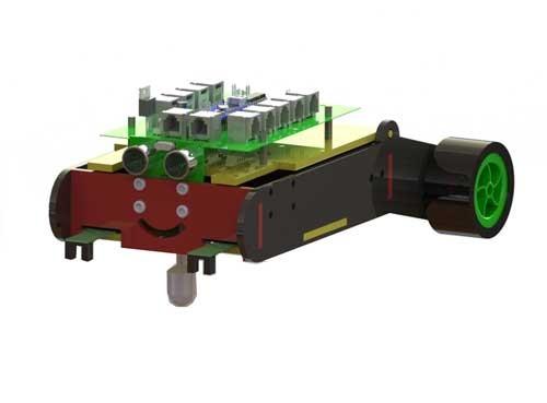 پک ربات POrobot