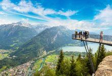 Photo of شگفت انگیزترین مکانهای دیدنی در سوئیس