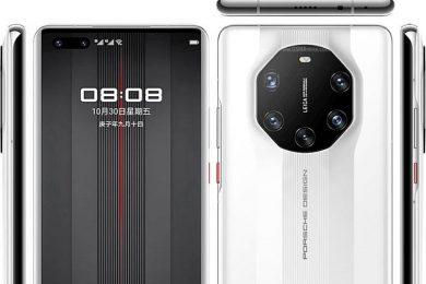 Photo of بررسی مشخصات فنی گوشی Huawei Mate 40 RS Porsche Design