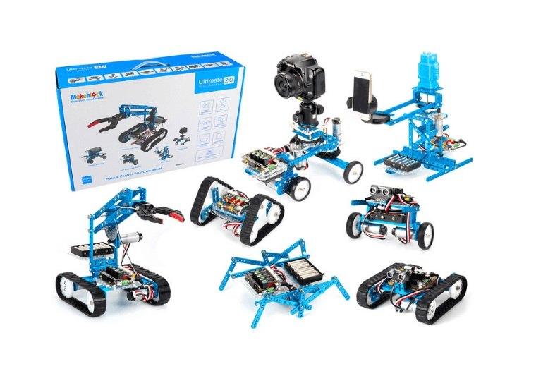 راهنمای خرید پک رباتیک از فروشگاه چالیک