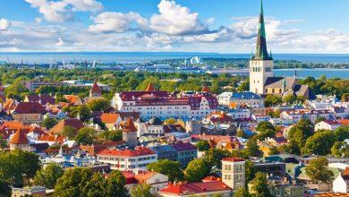 Photo of 10 جاذبه گردشگری تالین پایتخت استونی