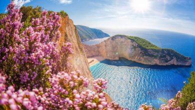 Photo of زیباترین جاذبه های گردشگری یونان در فصل بهار