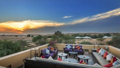 Photo of 6 استراحتگاه بی نظیر و مجلل بیابانی در امارات متحده عربی