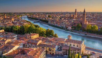 Photo of معرفی کامل 8 جاذبه گردشگری ورونا، ایتالیا