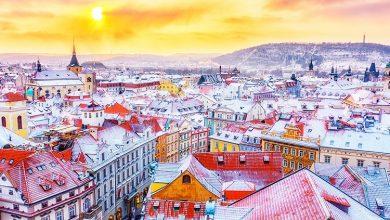 Photo of 15 شهر که حتی در زمستان هم زیبایی خاص خود را دارند