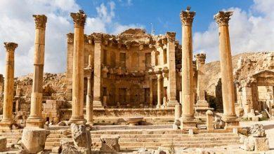 Photo of جاذبه های گردشگری جراش اردن